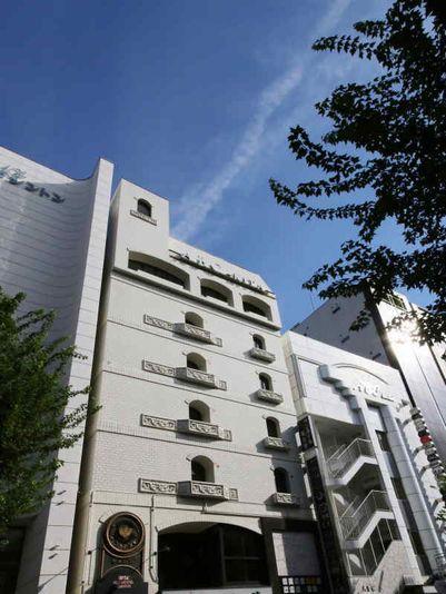サンホテル名古屋錦