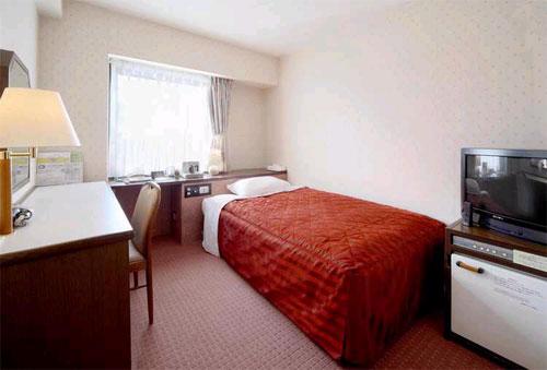 新潟東映ホテルの客室の写真