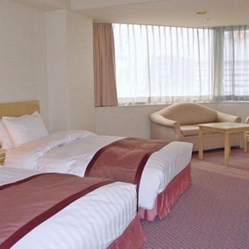 阿波観光ホテルの客室の写真