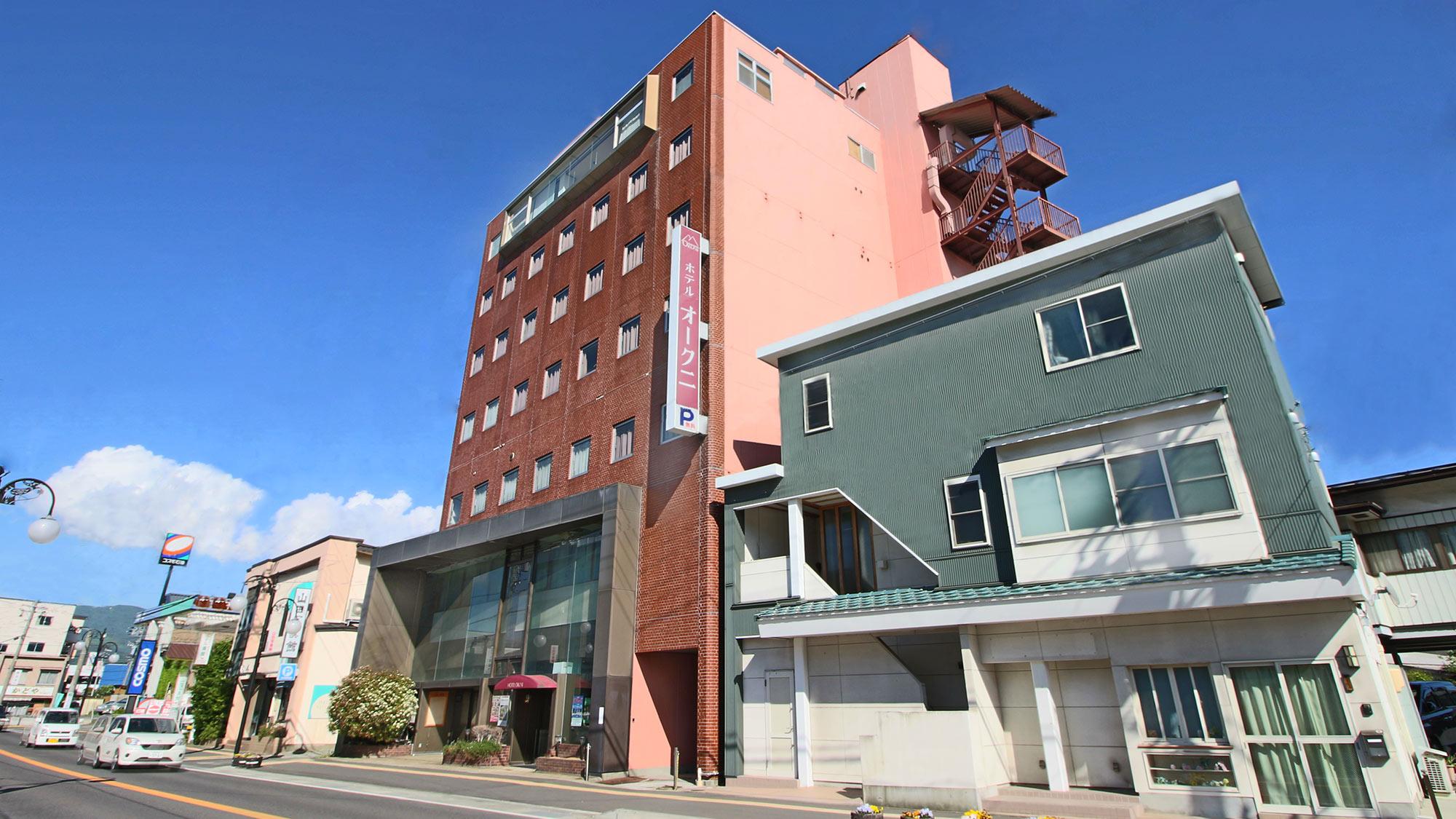 ホテルオークニ(ロイヤルイングループ)の施設画像