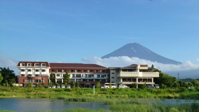 富士河口湖温泉 レイクランドホテル みづのさと その1
