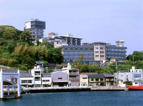 平戸温泉 国際観光ホテル 旗松亭...