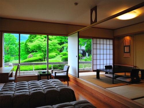 黒川温泉 三愛高原ホテル 画像