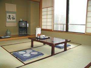 碁石温泉 民宿 海楽荘の部屋画像