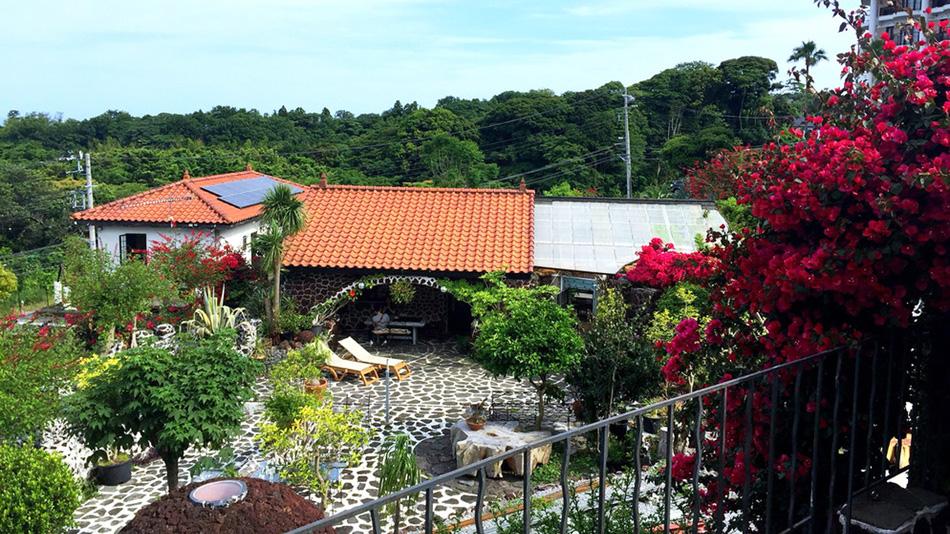 天然温泉付き海の見える宿 J-Garden