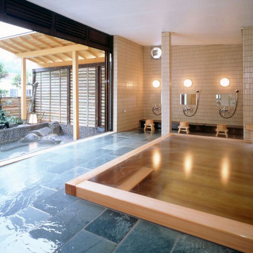 大浴場&露天風呂