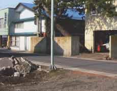 北田旅館の外観