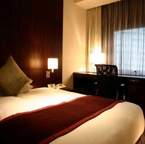 ホテルメトロポリタン エドモントの客室の写真
