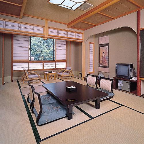 昼神温泉 湯元ホテル 阿智川 画像