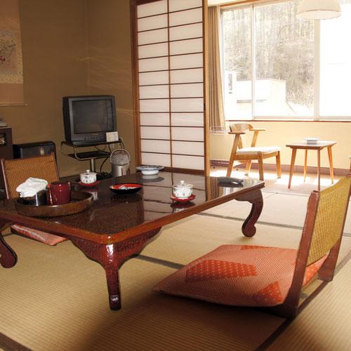 霊泉寺温泉 和泉屋旅館 画像