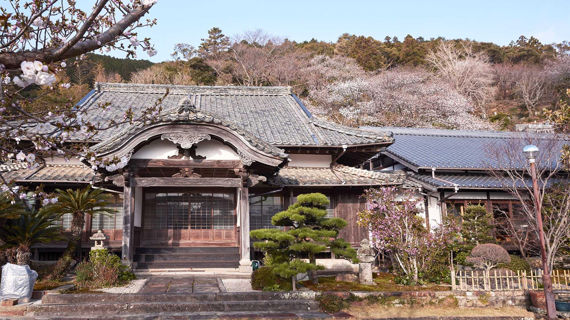 宿坊対馬西山寺の施設画像