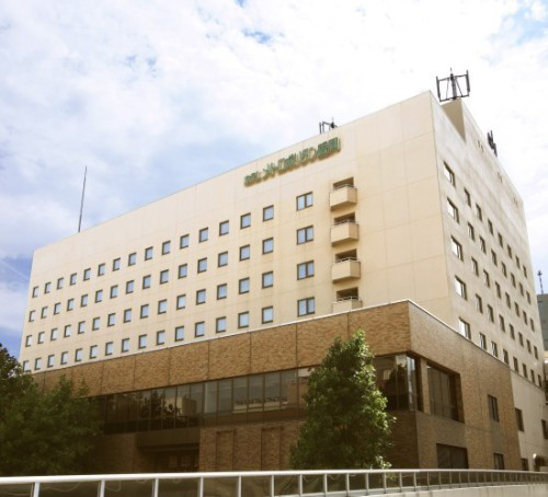 ホテルメトロポリタン盛岡 本館