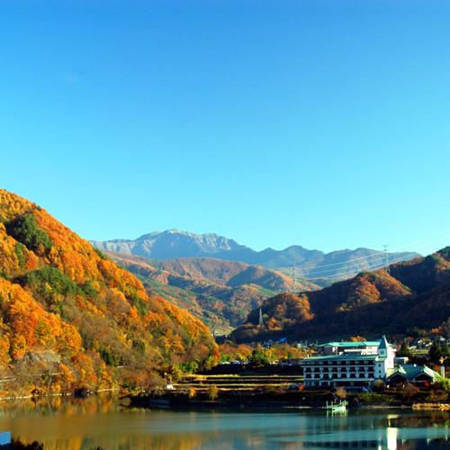 高遠城址公園の桜を家族で見に行きたいのですが近場でおすすめのホテルが知りたい。
