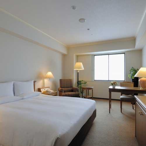 インターナショナルガーデンホテル成田の客室の写真