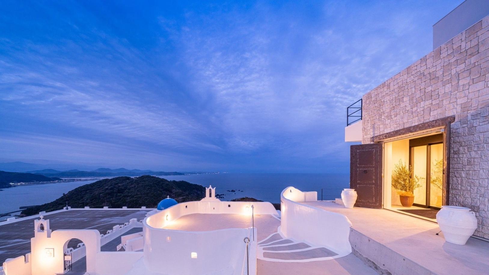 Villa Santorini Logue