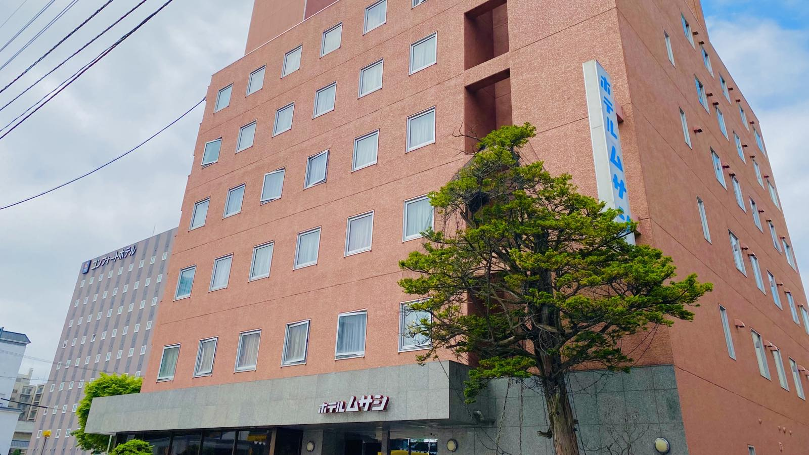 ホテル ムサシ