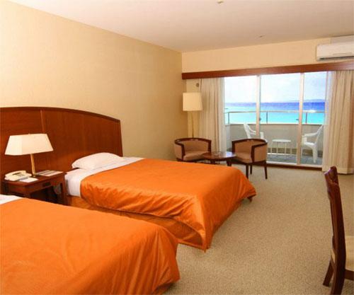 沖縄ホテル、旅館、喜瀬ビーチパレス