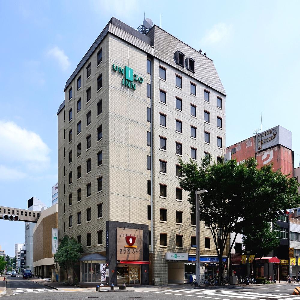 ユニゾイン名古屋栄東 外観