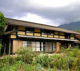 民宿 山木戸の外観