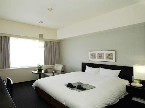 ビクトリア・イン長崎の客室の写真