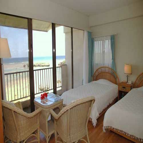 沖縄ホテル、旅館、ペンション星の砂 <沖縄県・西表島>