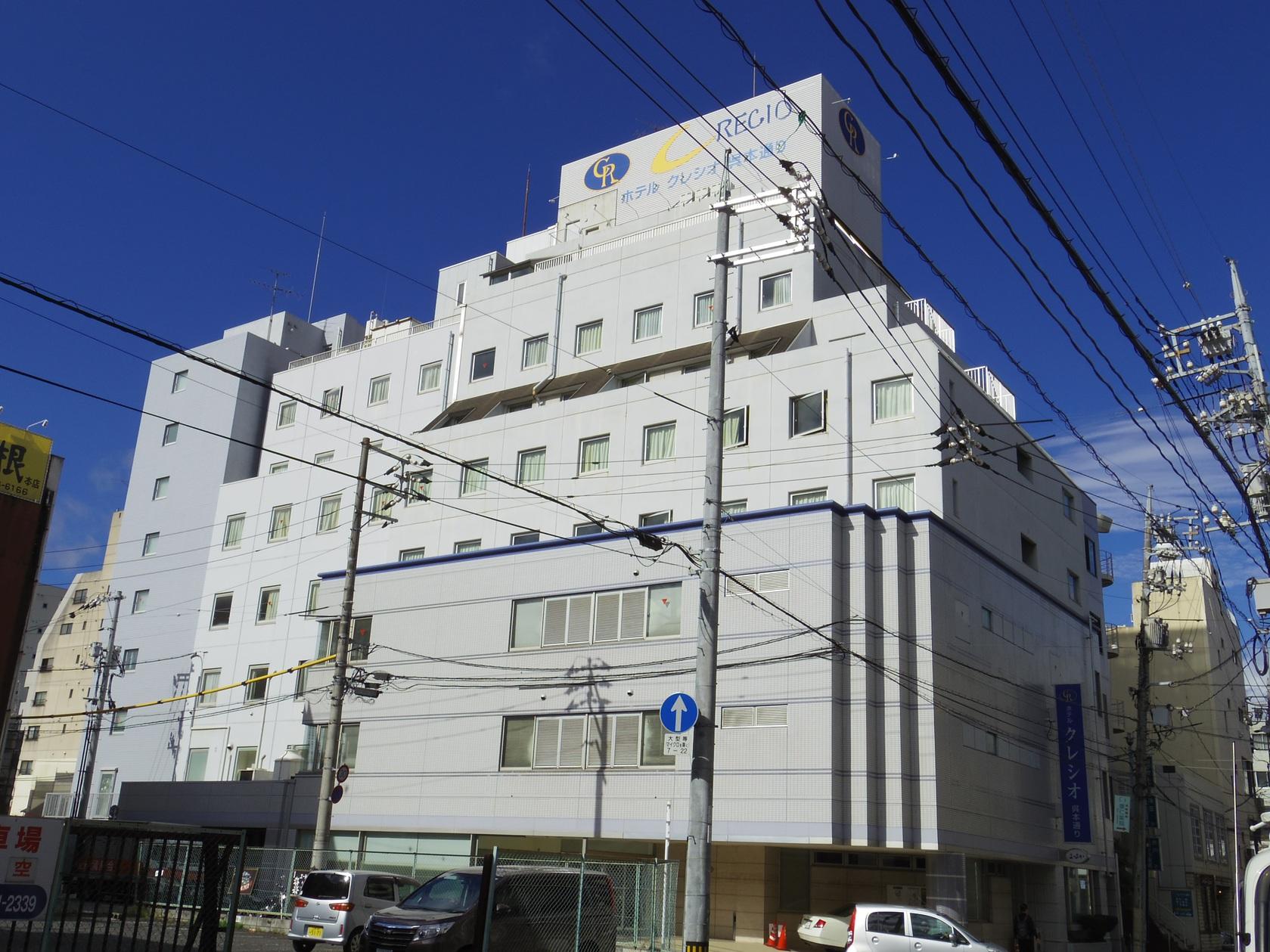 ホテルクレシオ 呉本通りの施設画像