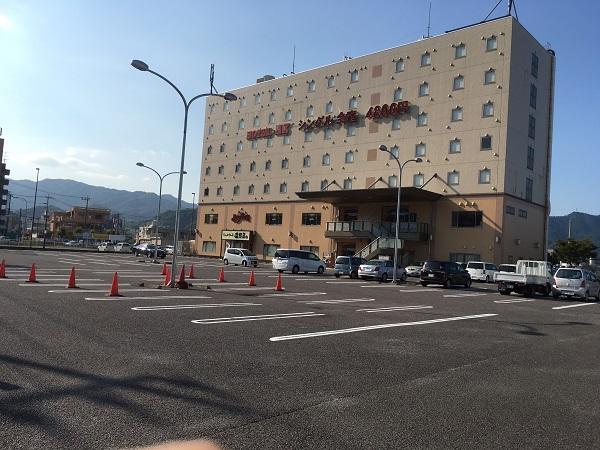 HOTEL AZ 大分津久見店