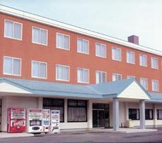 パンションホテル 江刺の外観
