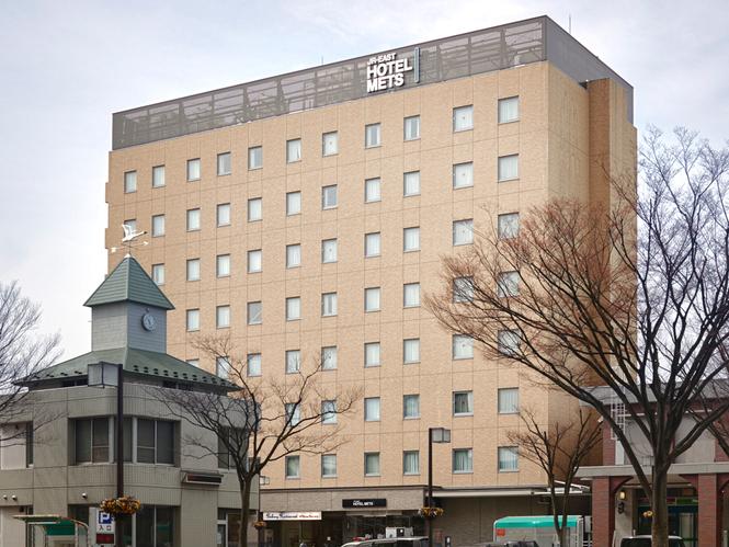 JR東日本ホテルメッツ福島
