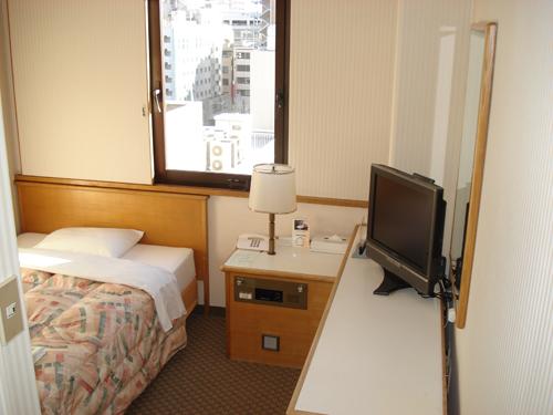 岐阜ワシントンホテルプラザの客室の写真