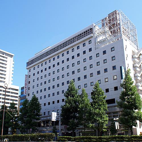 岡山ワシントンホテルプラザ 外観