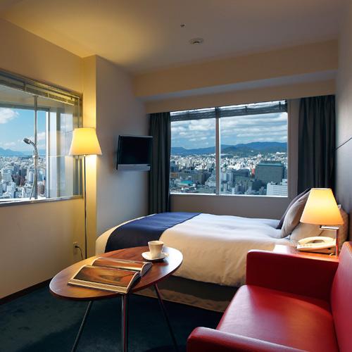 オリエンタルホテル広島の客室の写真