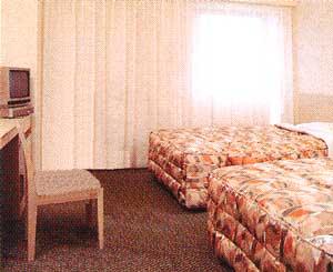 米子ワシントンホテルプラザの客室の写真
