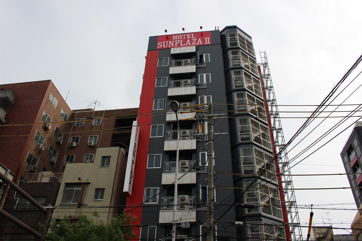 ホテル サンプラザ2