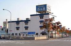 ビジネスホテル B&B...