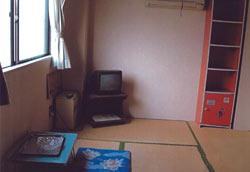 和室【1〜2名利用】(バス共同・トイレ付)食事無し