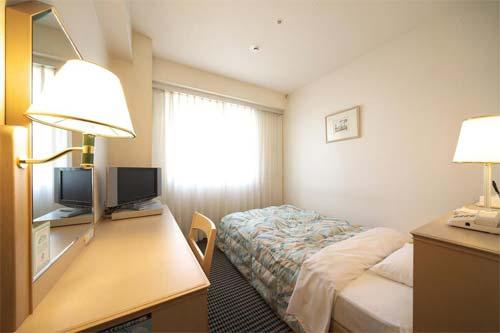 熊本ワシントンホテルプラザの客室の写真