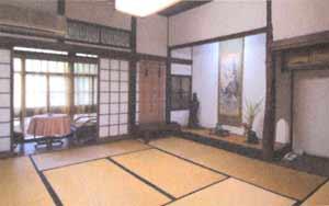 旅庵・松川屋の部屋画像