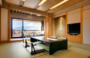 富士河口湖温泉 秀峰閣 湖月 画像