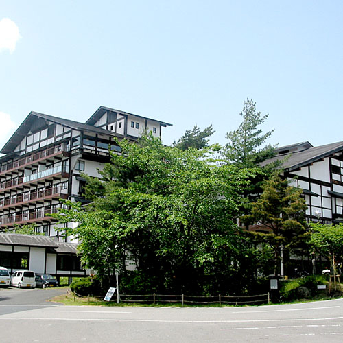 国民宿舎 サンホテル衣川荘...