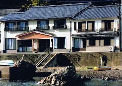 海鮮民宿 ことぶき荘の外観