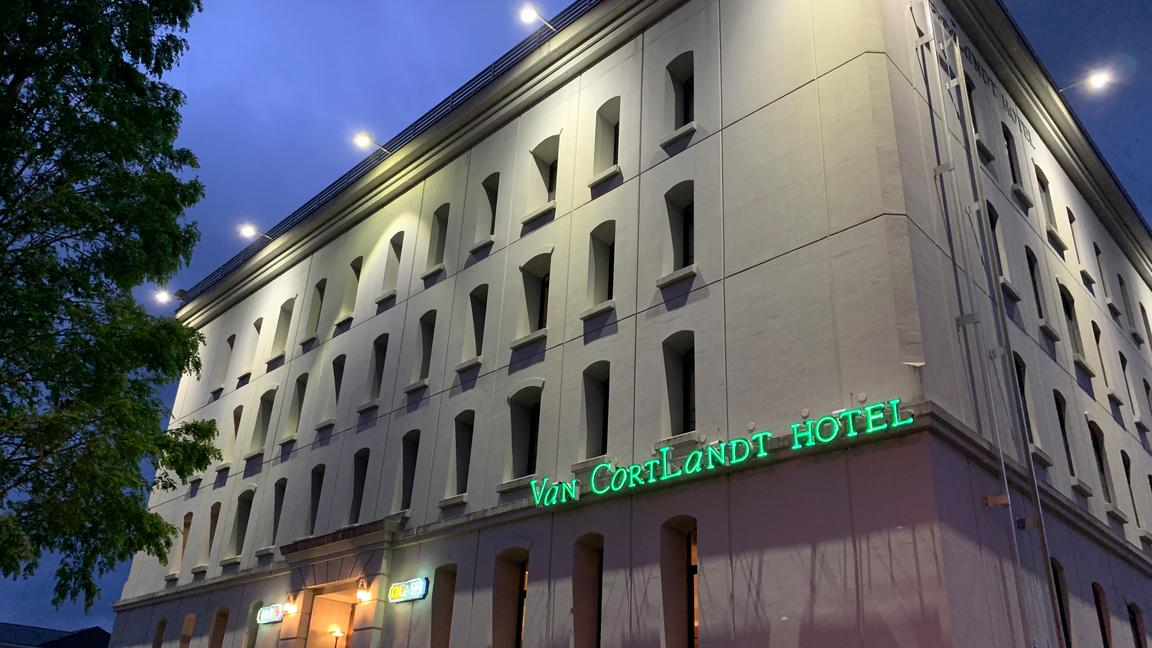 ファンコートランドホテル