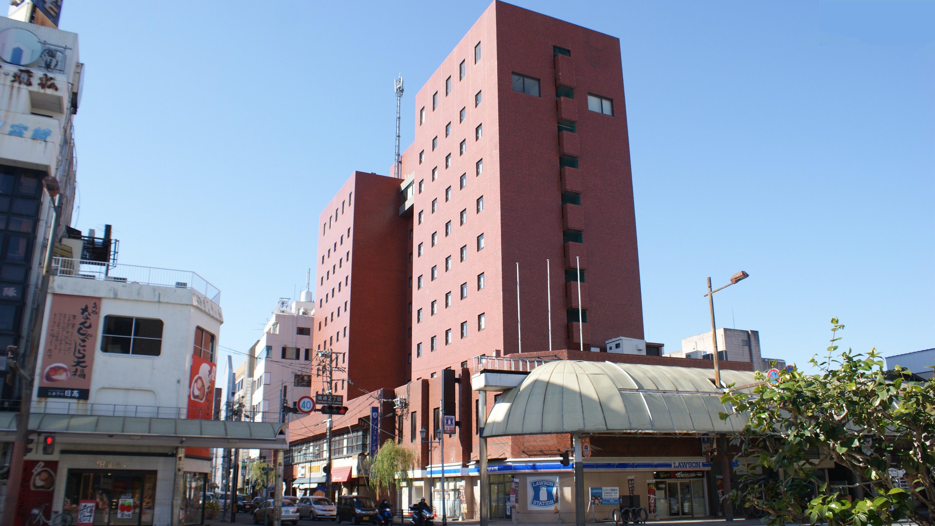 アリストンホテル宮崎...