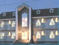 プチホテル FOX・ONEの外観