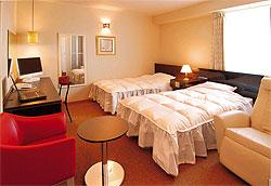 ホテル ザ・グランコート松阪の部屋画像
