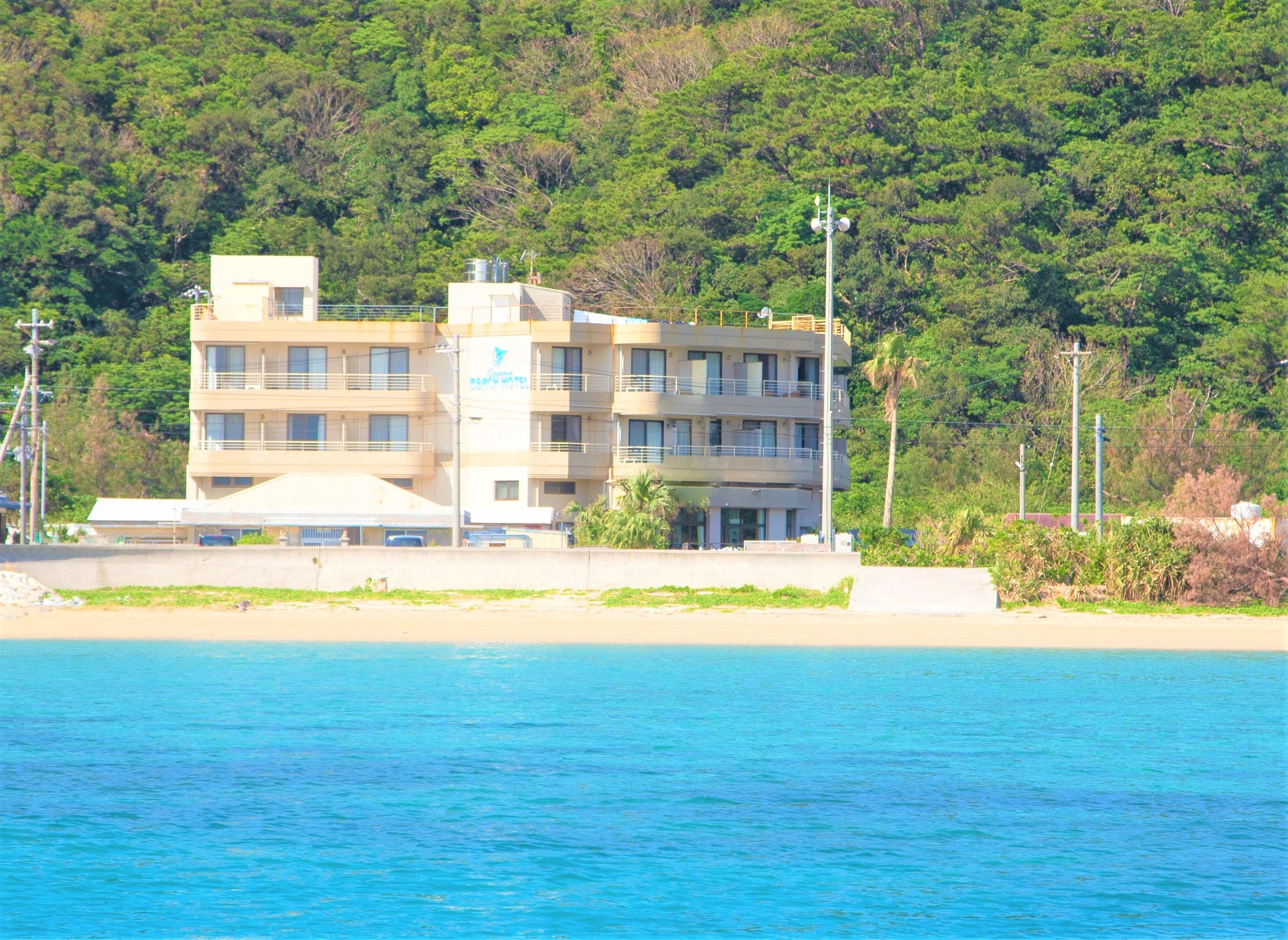 慶良間諸島で見た目がキレイなおすすめ宿