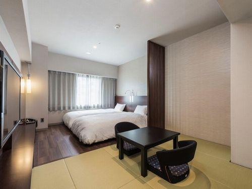 名古屋金山ホテルの客室の写真