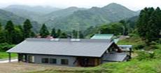 大滝温泉 山村体験交流施設「大滝荘」の外観