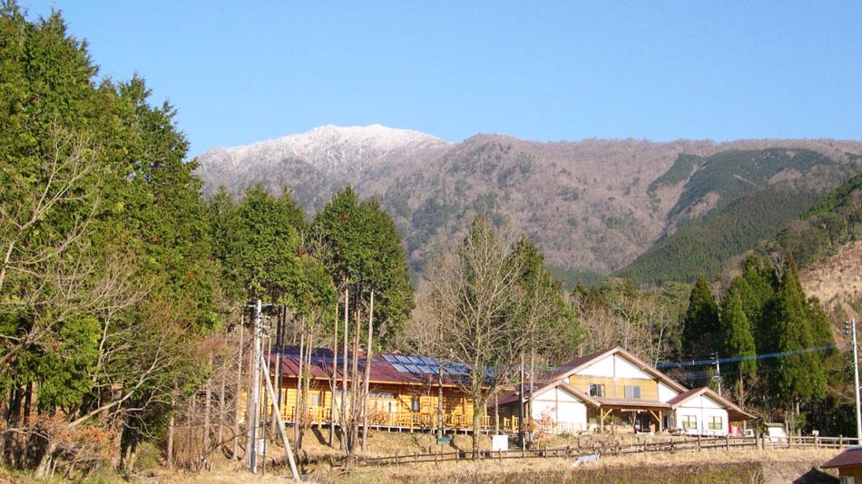 九州中央山地国定公園 市房山キャンプ場...