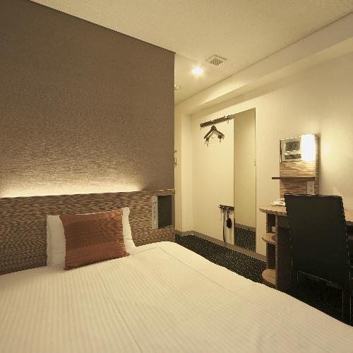 プラザホテル豊田の客室の写真